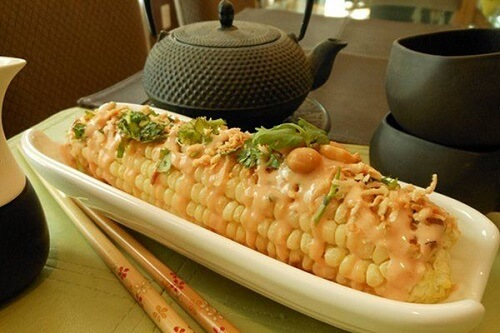 BBQ-corn-on-cob